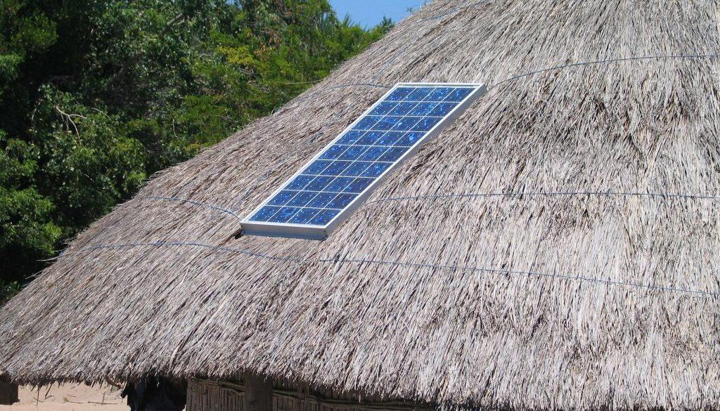 Renewable Energy Feature - solar-panel-Hut