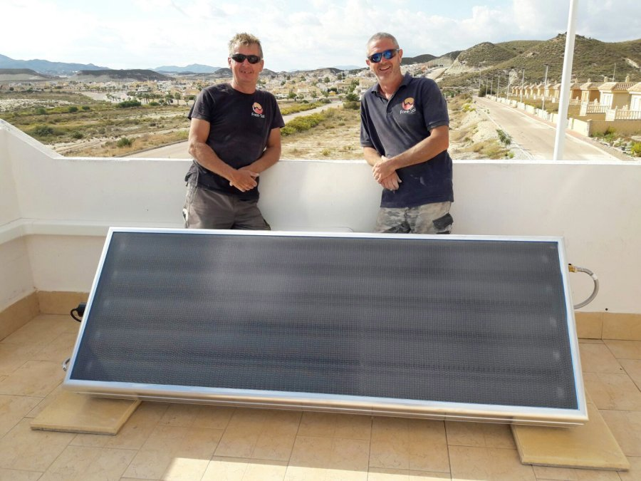 Solar Water Heaters 002