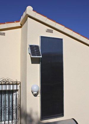 Solar air panels - Ecoair 220